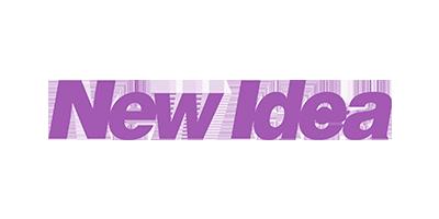 Purple Logo of New Idea