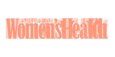 Orange logo of Australian Womens Health